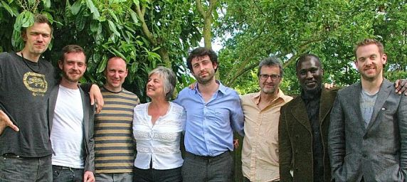 Louise Gibbs & The Septet (Credit: Dick Hammett)